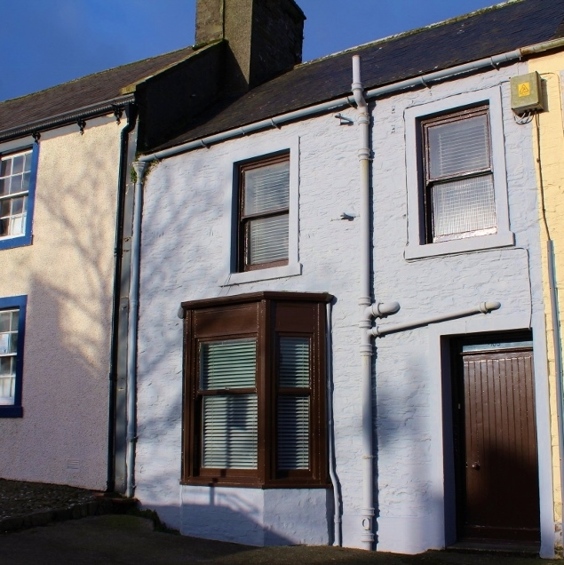 Photograph of 105 George Street, Whithorn