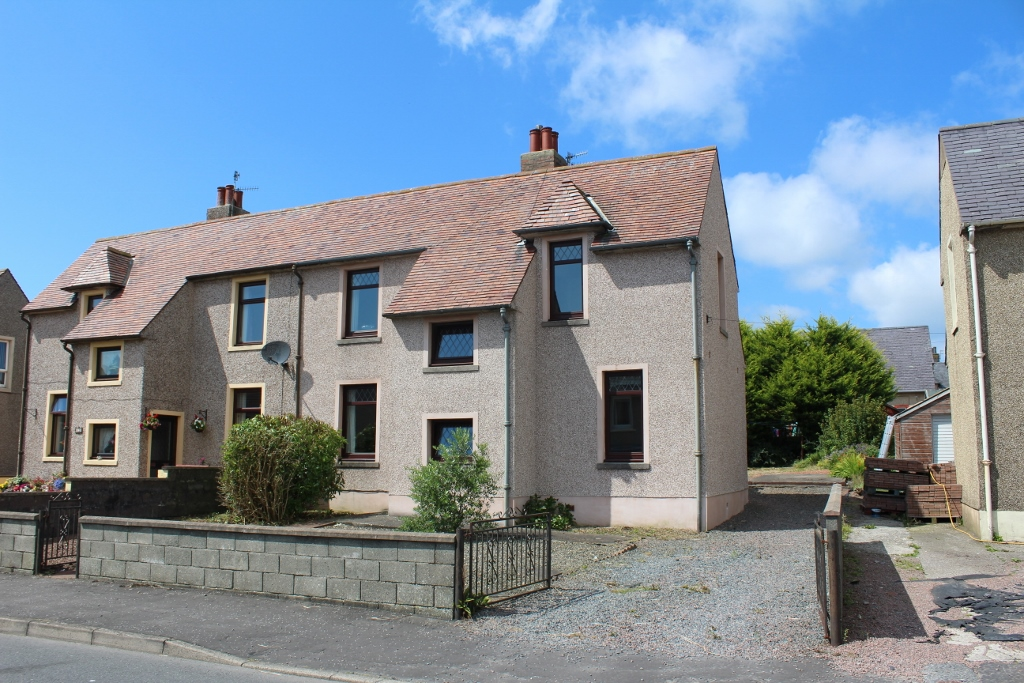 Photograph of 10 Springwell Road, Stranraer