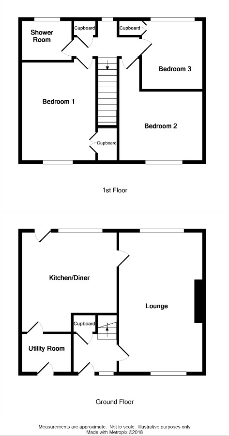 Floor Plan for 114 Belmont Road