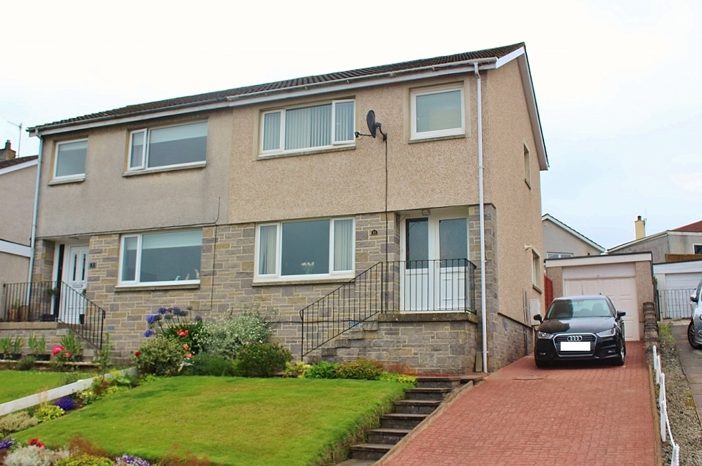 Photograph of 11 Jubilee Crescent, Stranraer