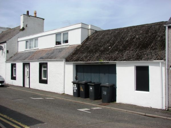Photograph of 12 Glen Street, Stranraer
