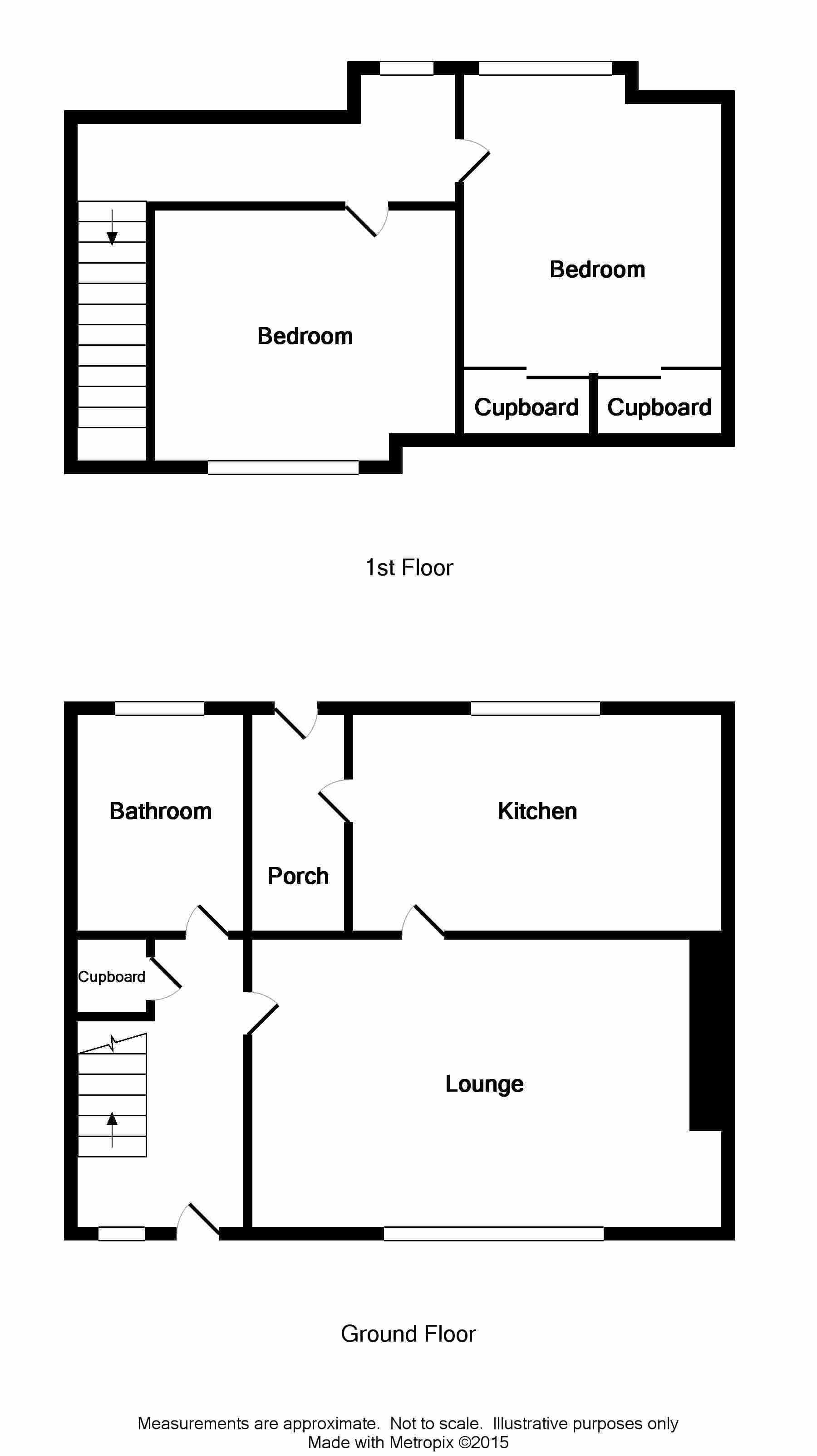 Floor Plan for 12 Orchard Road