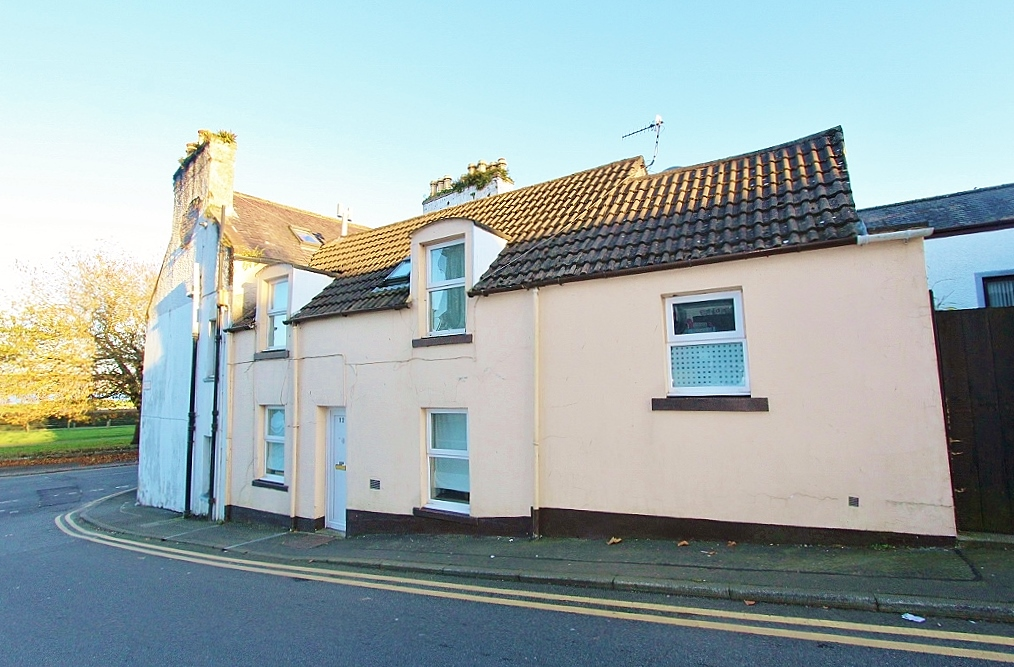 Photograph of 12 Park Lane, Stranraer