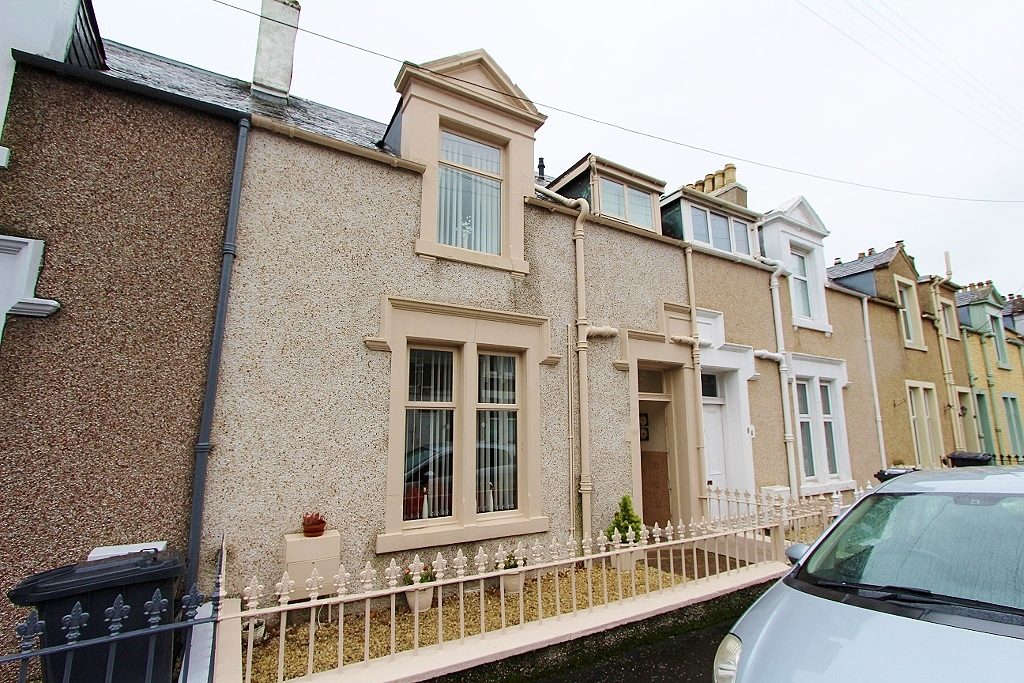 Photograph of 13 Victoria Place, Stranraer