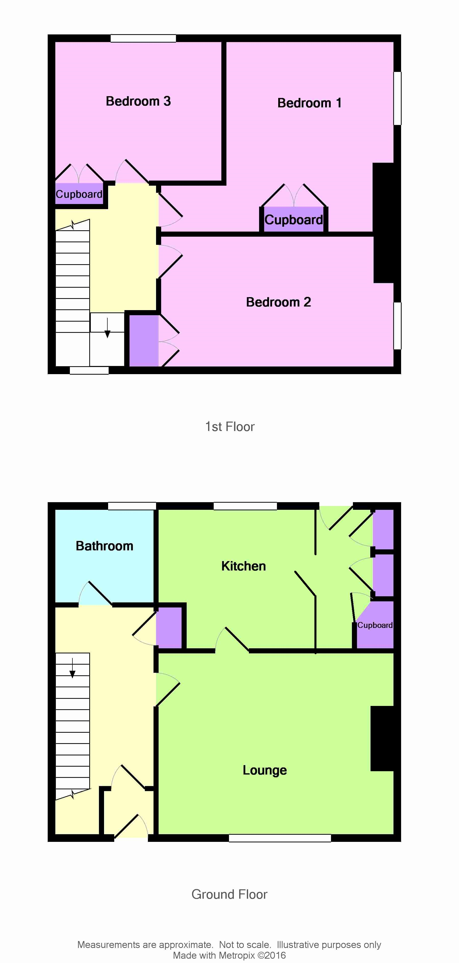Floor Plan for 14 Bayview Terrace
