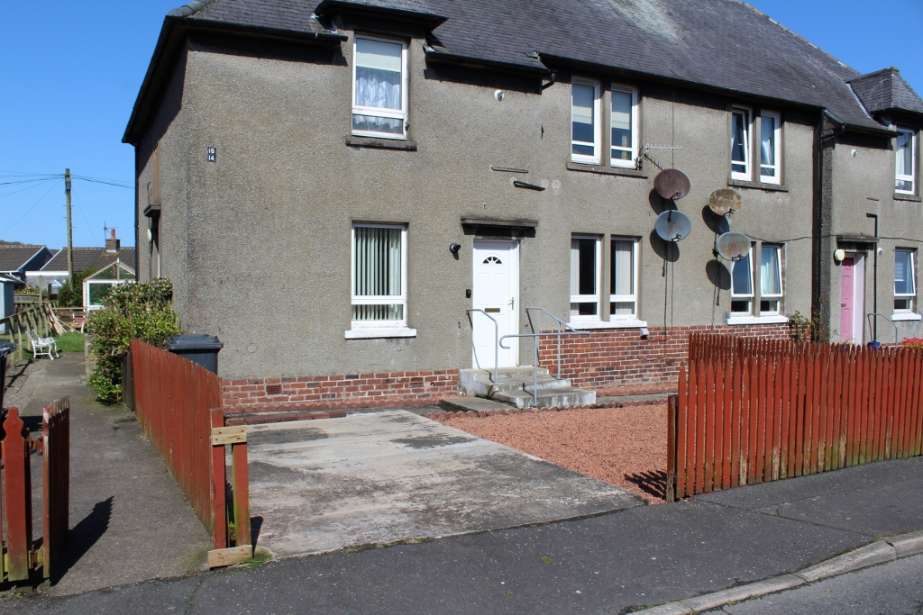 Photograph of 14 McDowall Drive, Stranraer