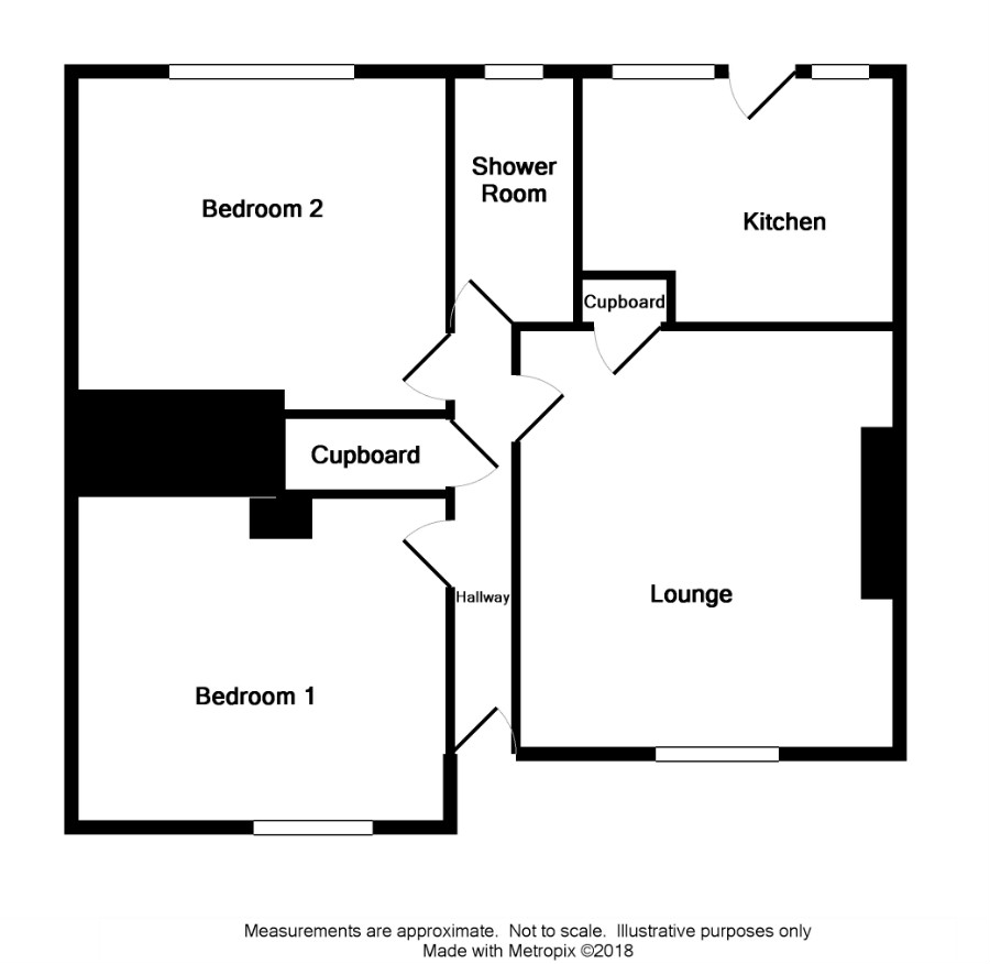 Floor Plan for 14 McDowall Drive