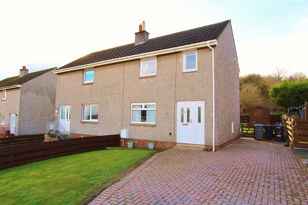 Photograph of 15 Gallowhill Rise, Stranraer