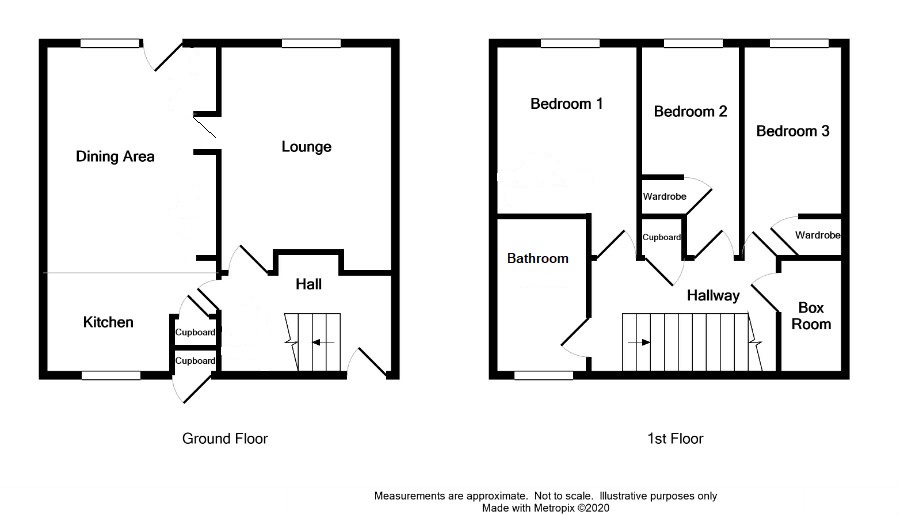 Floor Plan for 16 Trades Court