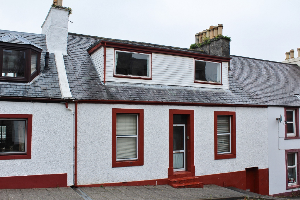 Photograph of 18 High Street, Stranraer
