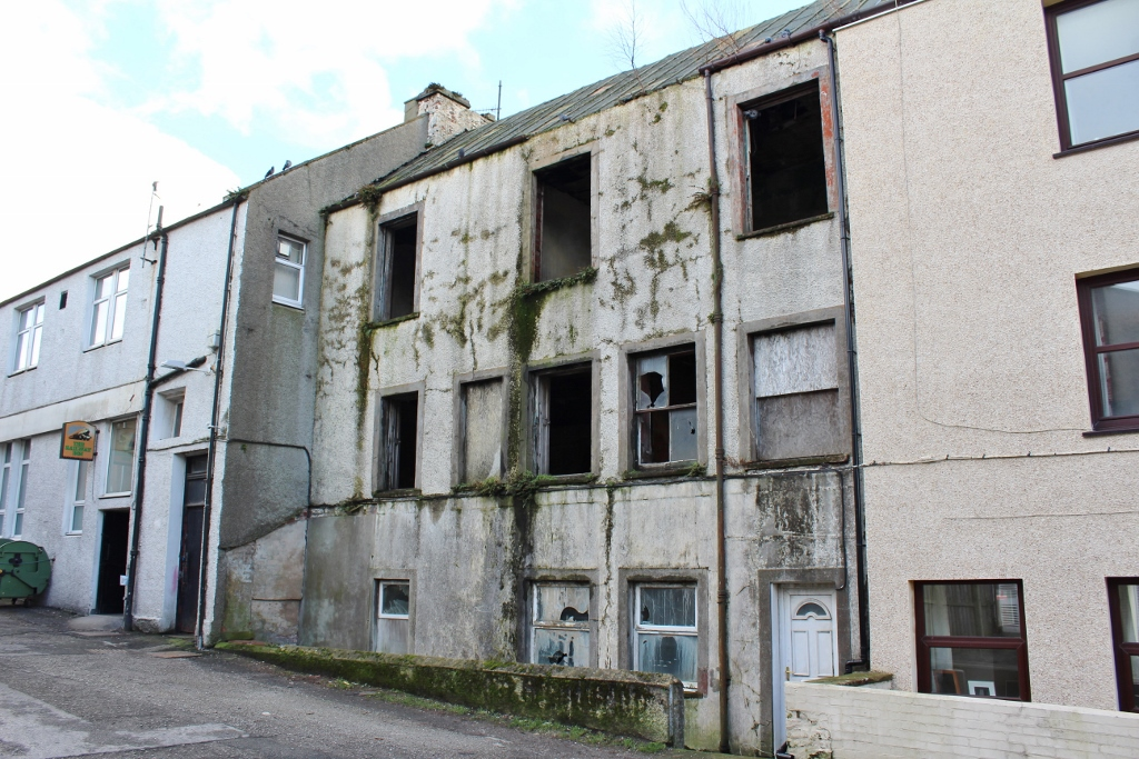 Photograph of 1 Dalrymple Terrace,, Stranraer
