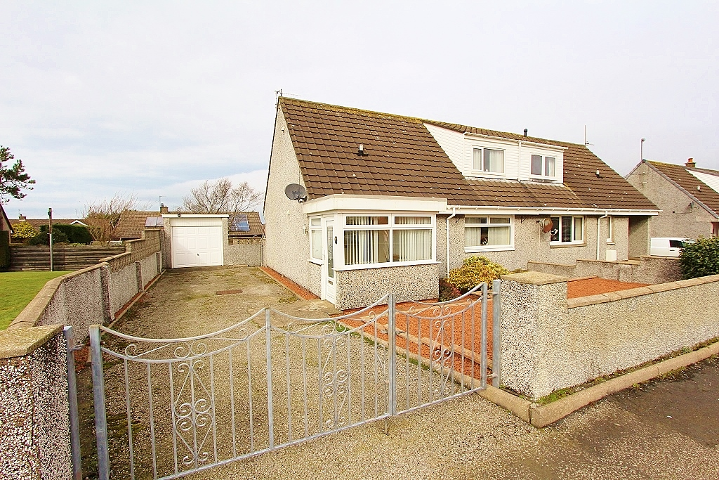 Photograph of 1 Sandmill Crescent, Stranraer