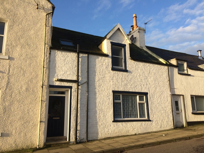 Photograph of 1 Stair Street, Drummore