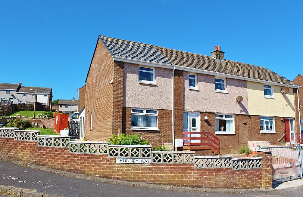 Photograph of 1 Thorney Way, Stranraer