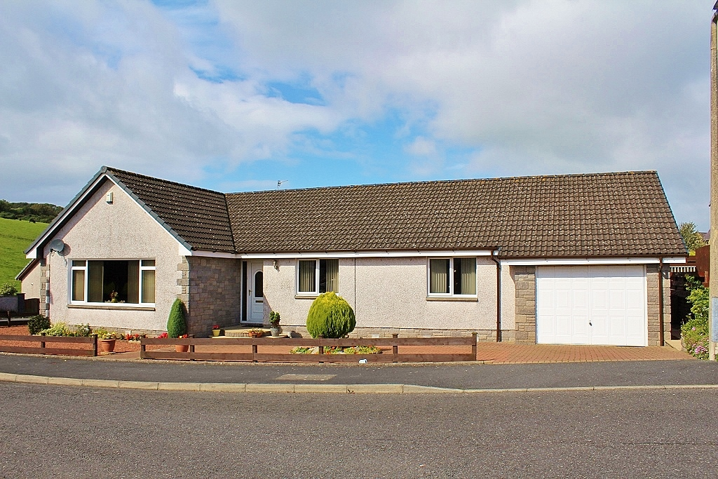 Photograph of 1 Willowbank, Stranraer