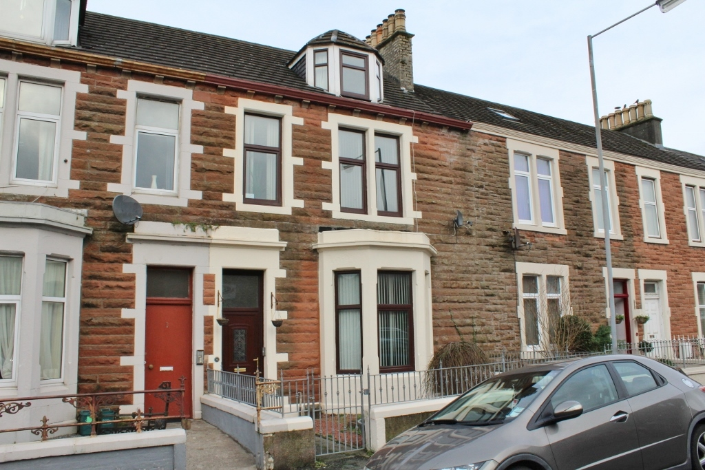 Photograph of 1 Windsor Terrace, Stranraer