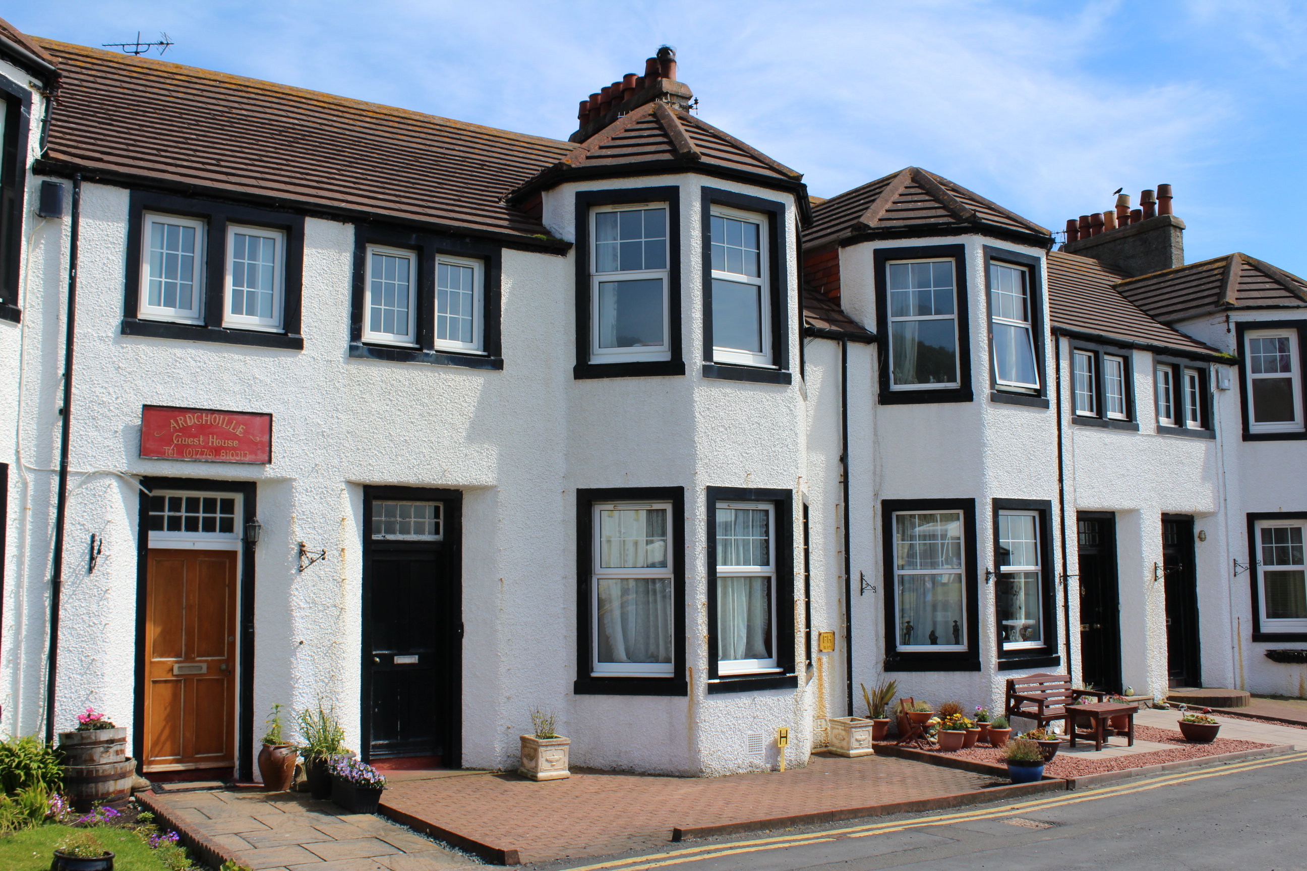 Photograph of 2 Blair Terrace, Portpatrick