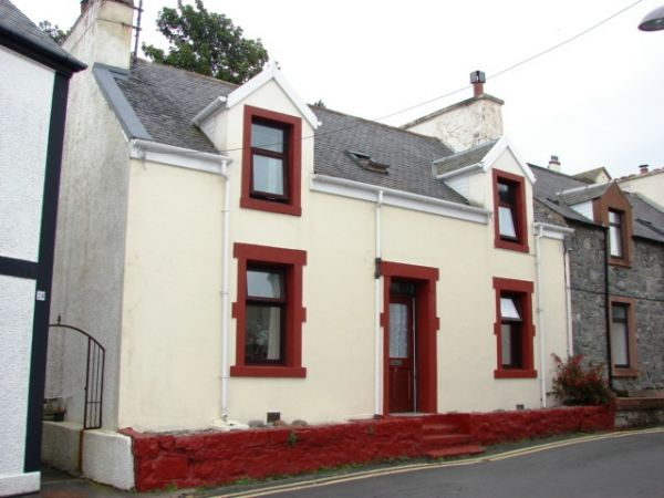 Photograph of 2 Colonel Street, Portpatrick