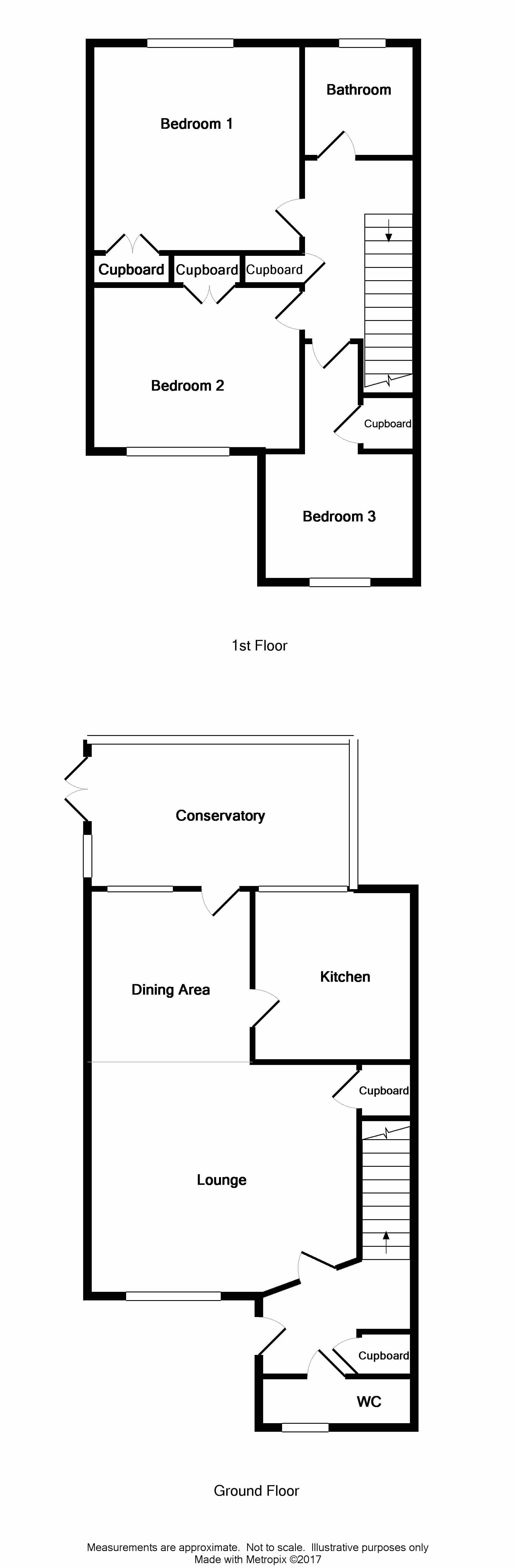 Floor Plan for 20 Darnia Avenue