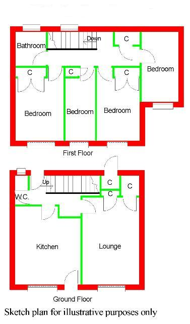 Floor Plan for 21 Trades Court
