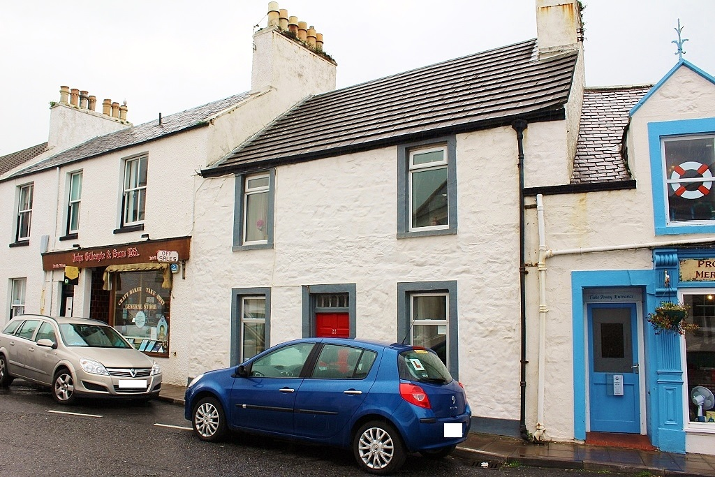 Photograph of 22 Main Street, Portpatrick