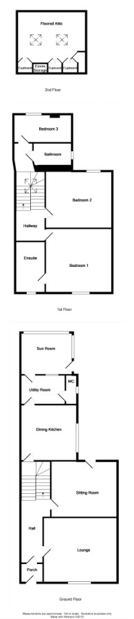 Floor Plan for 23 London Road