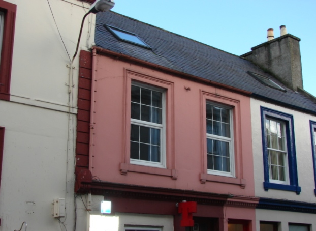 Photograph of 23 Church Street, Stranraer