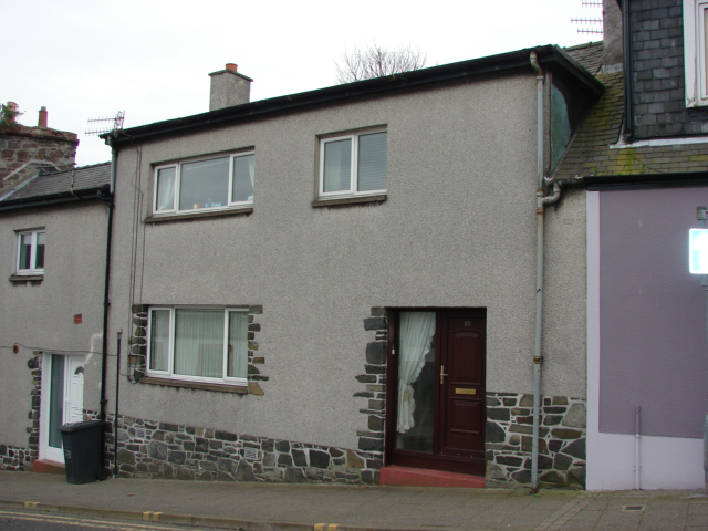 Photograph of 23 High Street, Stranraer