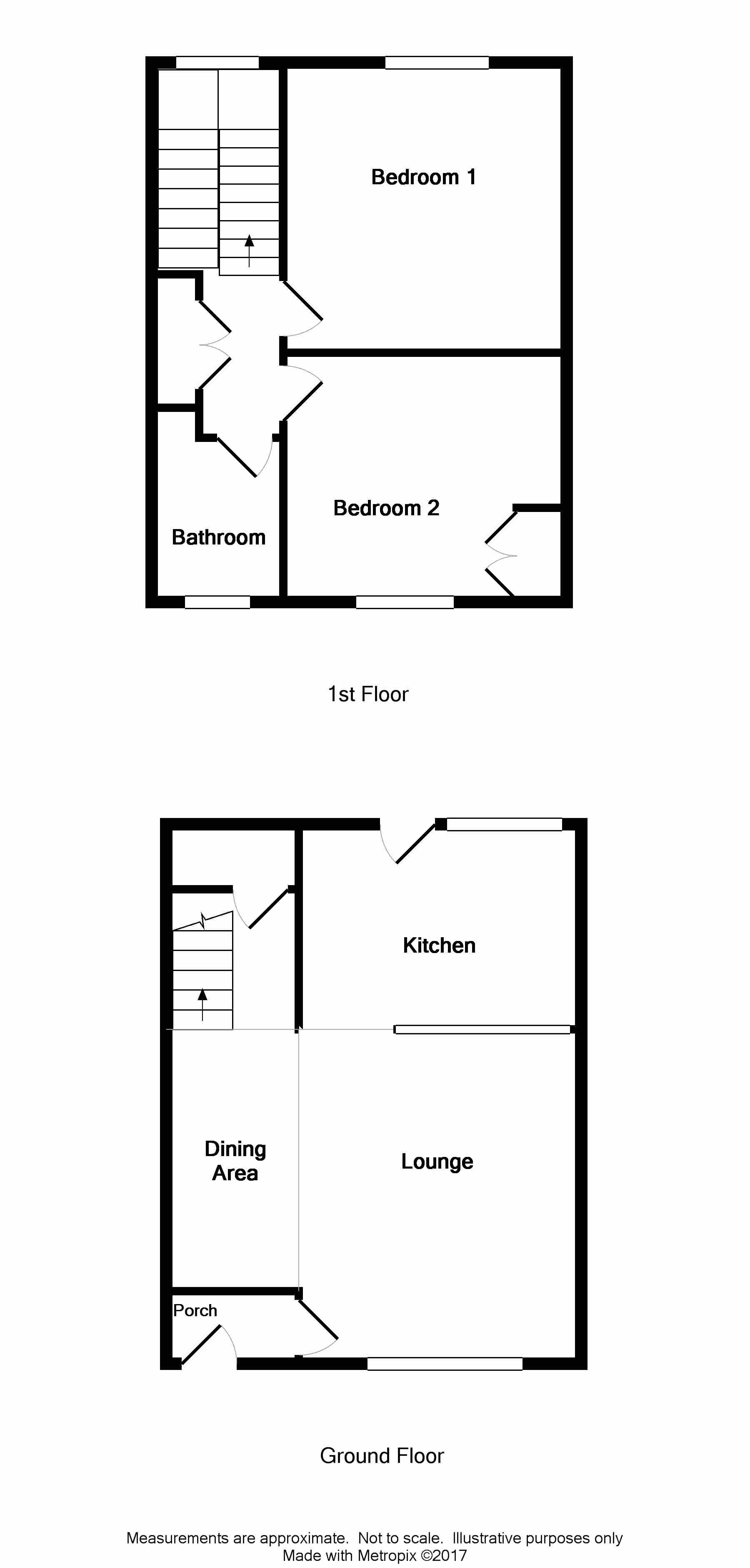 Floor Plan for 24 Princes Street