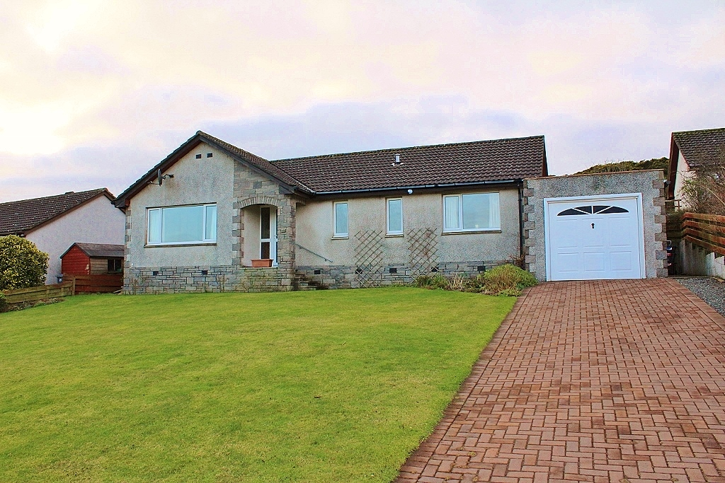 Photograph of 25 Heugh Rise, Portpatrick