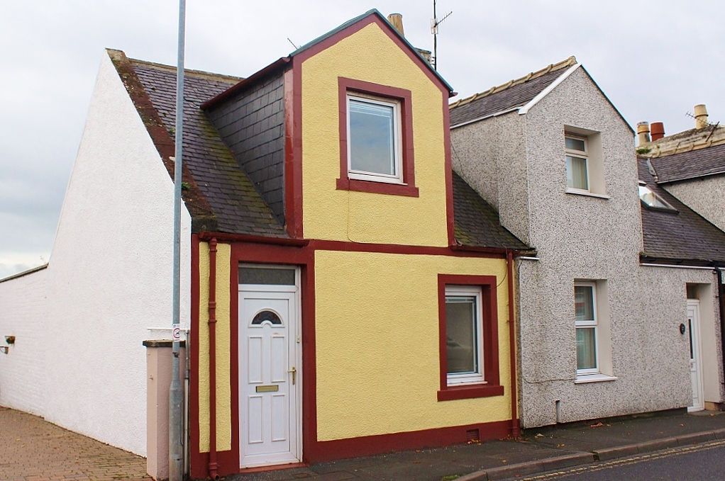 Photograph of 25 Sun Street, Stranraer