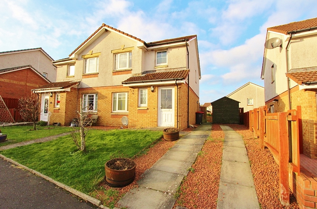 Photograph of 26 Ailsa Gait Way, Stranraer