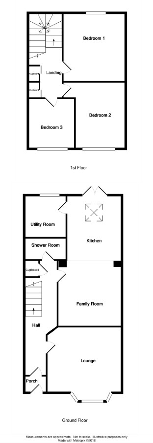 Floor Plan for 2 Aston Terrace, Stair Drive