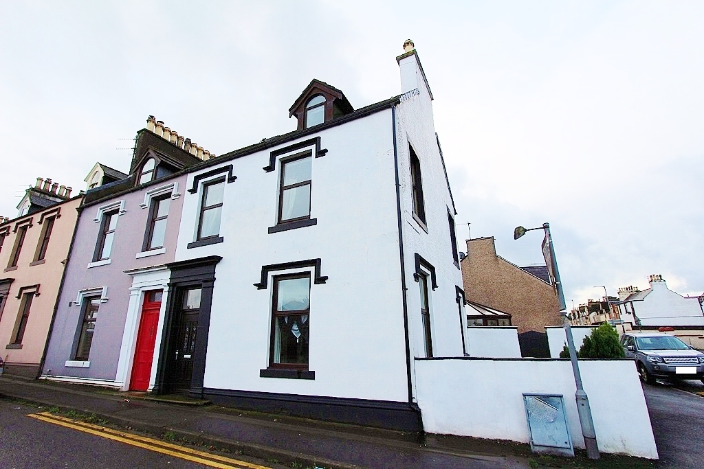 Photograph of 2 Edinburgh Road, Stranraer
