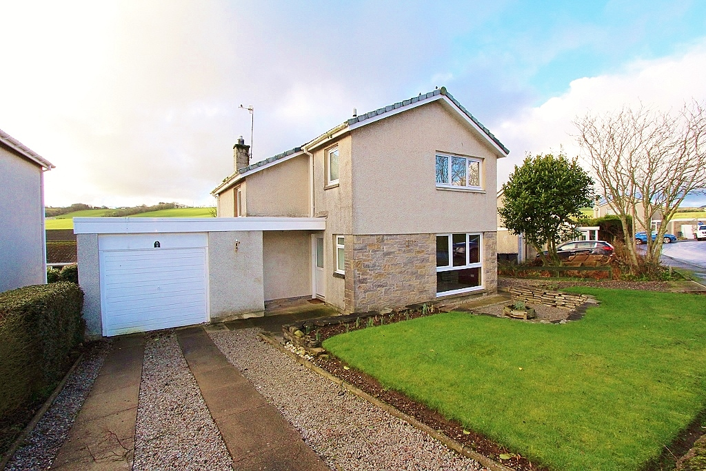 Photograph of 2 Meadowbank, Stranraer