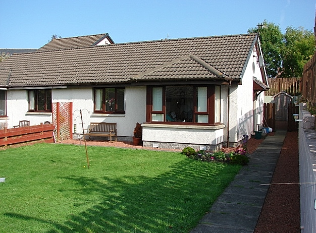 Photograph of 3 Hazel Grove, Stranraer