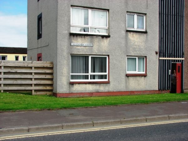 Photograph of 3 Caledonia Court, Stranraer