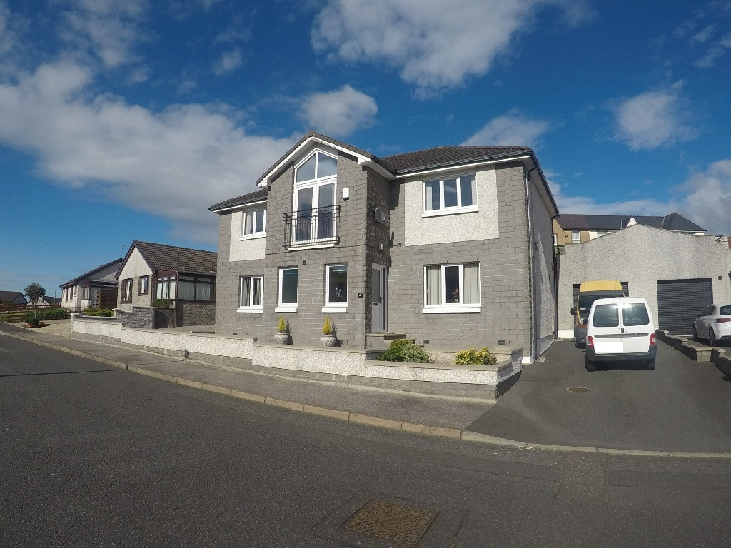 Photograph of 31A Leafield, Stranraer