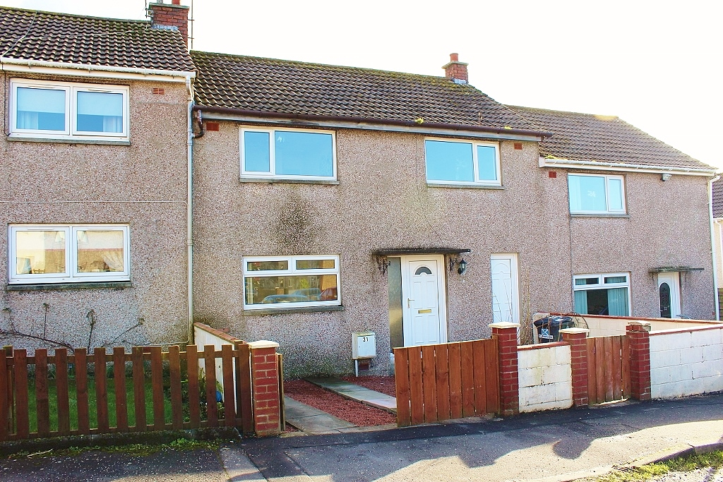 Photograph of 31 Dunbae Road, Stranraer