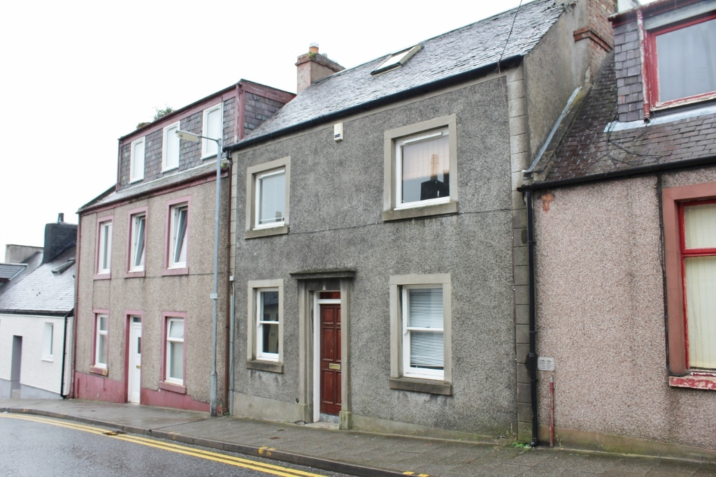 Photograph of 35 High Street, Stranraer