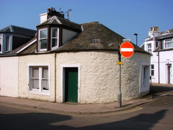 Photograph of 35 Main Street, Portpatrick