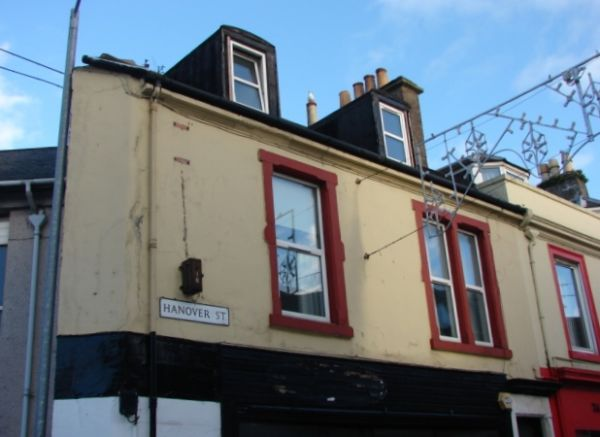 Photograph of 35E Castle Street, Stranraer