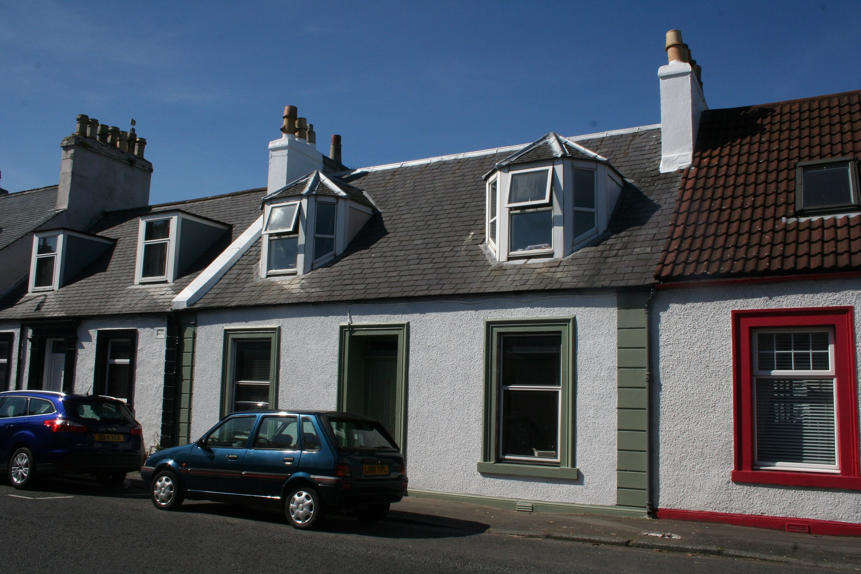 Photograph of 36 Sun Street, Stranraer