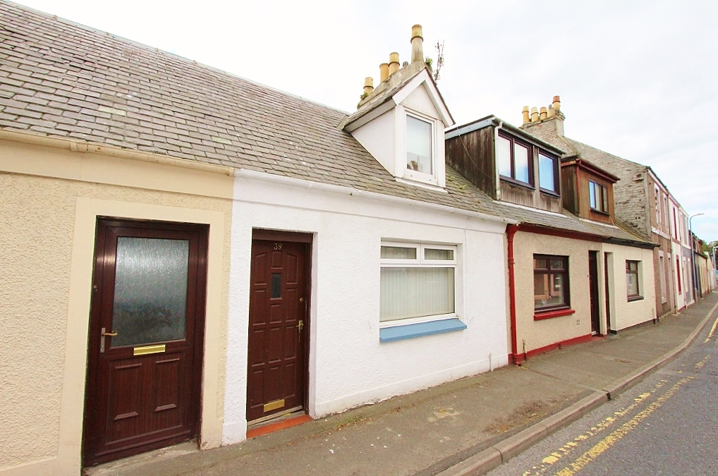 Photograph of 39 Sun Street, Stranraer