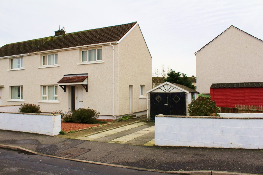 Photograph of 3 Ross Avenue, Stranraer