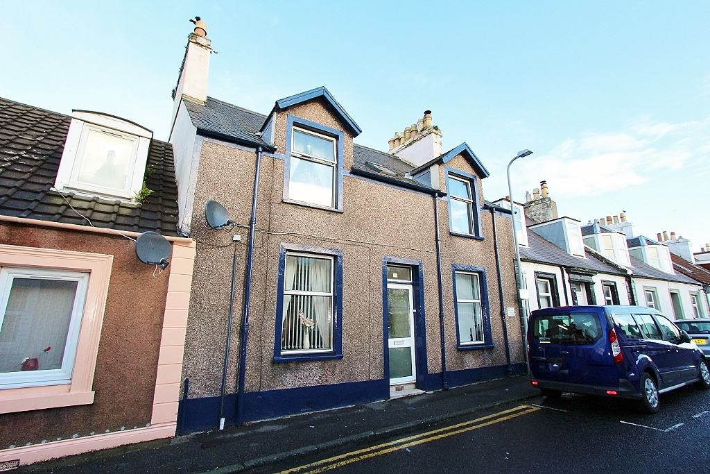 Photograph of 40 Sun Street, Stranraer