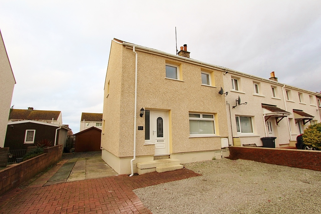 Photograph of 41 Eastwood Avenue, Stranraer