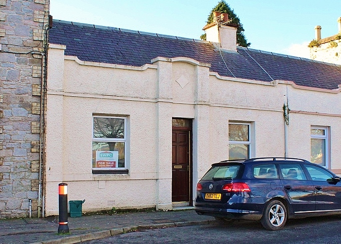 Photograph of 43 Agnew Crescent, Stranraer