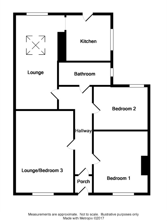 Floor Plan for 43 Agnew Crescent