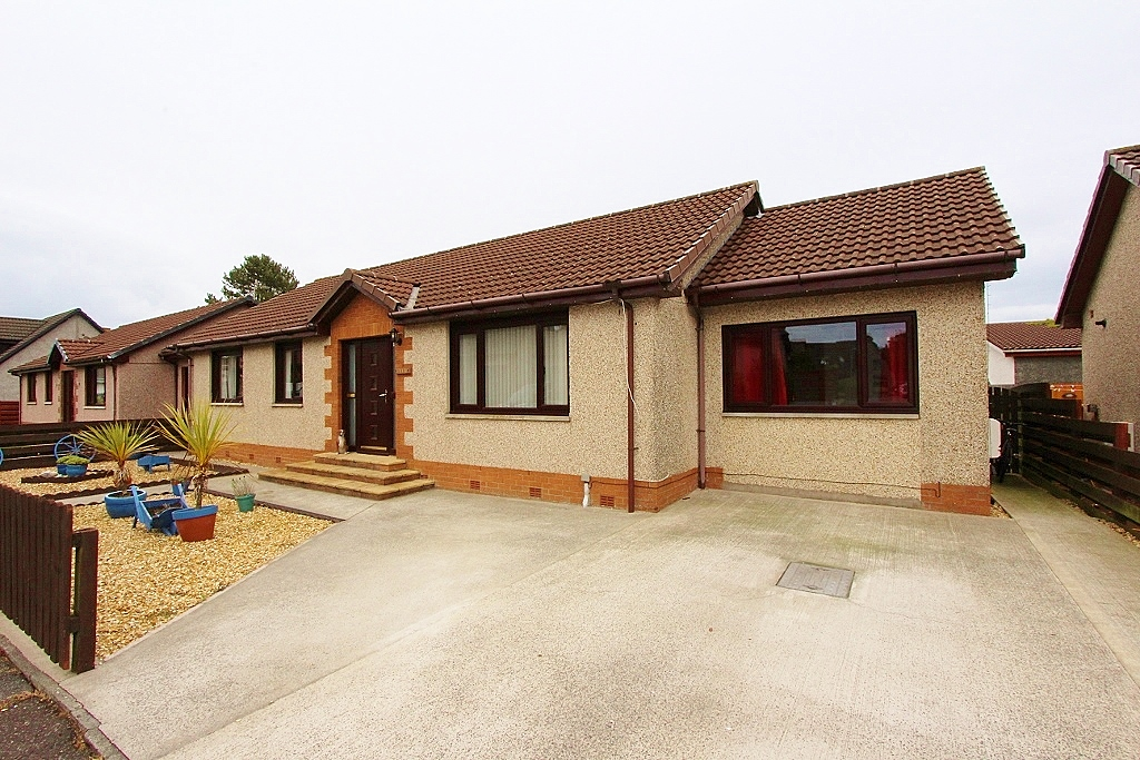 Photograph of 44 Clenoch Parks Road, Stranraer